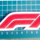 "F1 Formula  One Racing 5"" sports Car Motor logo Jersey Patch embroidered"