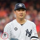 Baseball MLB Masahiro Tanaki Tanaka New York Yankees star 2 + 150 MLB patch 2pcs