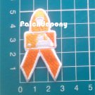 Baseball MLB Yellow Ribbon Childhood Cancer Awareness logo patch jersey embroid