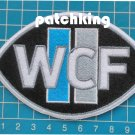 Detroit Lions WCF William Clay Ford Memorial Patch Pride of Detriot Football NFL