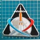 "ARTEMIS-1- EM-1 NASA - 4"" -SPACE Mission PATCH Exploration Mission-1 embroidered"