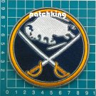 """NHL Hockey Buffalo Sabres Primary logo 3.5"""" Patch Jersey sew on embroidery"""