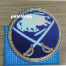 "NHL Hockey Buffalo Sabres Primary logo 13"" Patch Jersey sew on embroidery"
