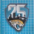 "Football NFL Jacksonville Jaguars 25th anniversary 3.7""(9.5cm) patch sew on"