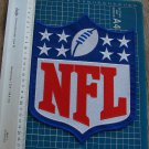 "NFL logo football superbowl huge 10"" patch  back jacket Jersey sew on embroidery"