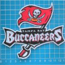 "NFL Football Tampa Bay Buccaneers 5""(13cm) Team Logo Jersey Sew On Embroidery"