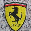 F1 Formula Ferrari Patch Car Racing Sports Car embroidered