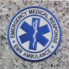 EMR Medical American Medical Response sew on embroidery patch