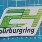 Nürburgring Sport Racing Car Germany Racing Brand Logo Patch sew on embroidery