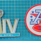 2020 Superbowl LIV 54 KANSAS CITY CHIEFS MAHOMES PATCH Championships uniform
