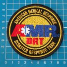 AMR DRT American Medical Response Disaster Response team Patch sew on embroidery