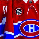 Montreal Canadiens Henri Richard 16 Memorial Patch NHL Hockey Patch sew on