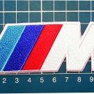 BMW M3 Patch German Car Auto Tuning Racing Jersey sew on embroidery