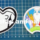 2020 UEFA European Euro Cup Qualifier Football Soccer Badge Patch sew on embroid
