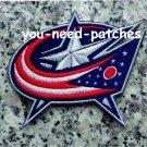 Columbus Blue Jackets  NHL Hockey Primary Team Logo Jersey Emblem Patch sew on