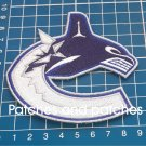 Vancouver Canucks Logo NHL Hockey Jersey Patch Sew On Embroidery embroid
