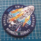 NASA SpaceX F9 Falcon 9 Crew Dragon DM-2 Space First Crewed Flight Launch Patch