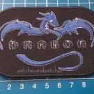 NASA SpaceX Crew Dargon 2 DM-2 Logo Space Mission sew on embroidery