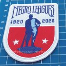 2020 NLBM MLB Baseball Salute to Negros Leagues 100th Anniversary Centennial Logo