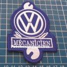 VW Volkwagen Mecanicien Patch German Car Auto Jersey Auto Tuning Racing Sew On