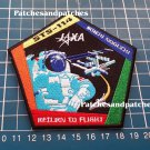 NASA Space Shuttle STS-114 Return to Flight JAXA Soichi Noguchi Logo Patch