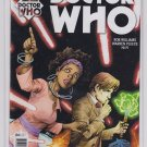 DOCTOR WHO: THE ELEVENTH DOCTOR YEAR TWO 4 Titan comics 2017 Joshua Cassara & Luis Guerrero   cover
