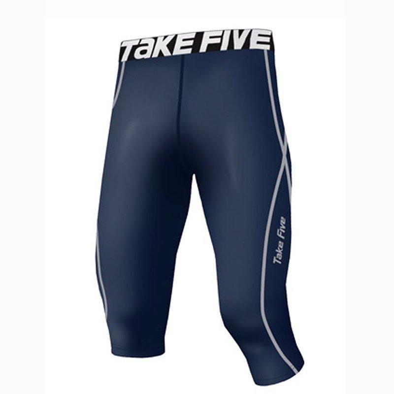 ake Five Mens Skin Tight Compression Base Layer Running Pants Leggings 066