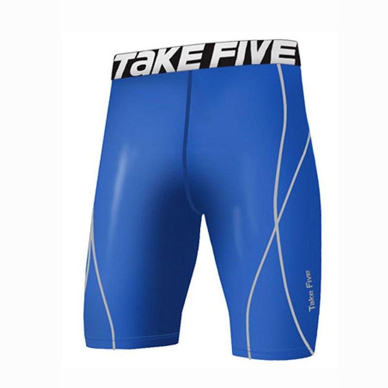 Take Five Mens Skin Tight Compression Base Layer Running Pants Leggings 048