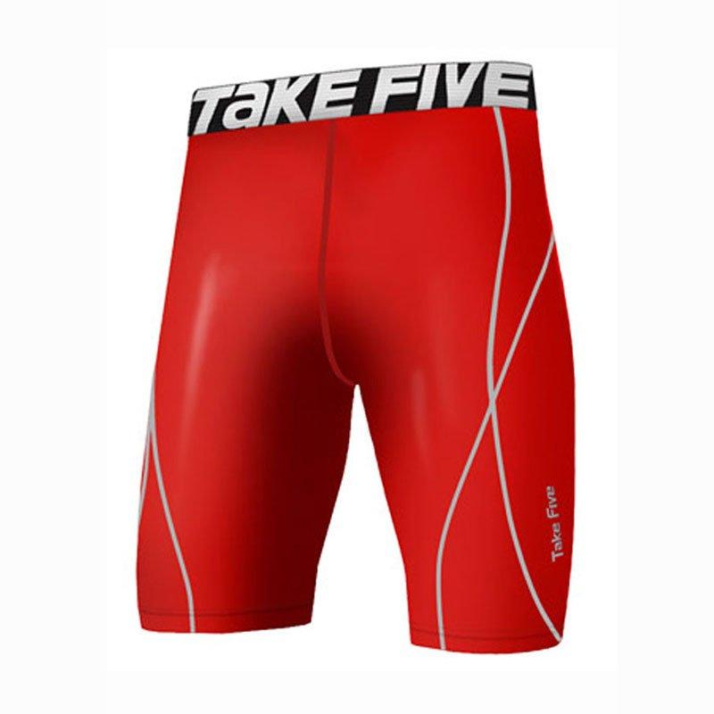 Take Five Mens Skin Tight Compression Base Layer Running Pants Leggings 083
