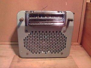 1950 Cadillac Delco Selector Radio 7262645 Cosmetically Restored