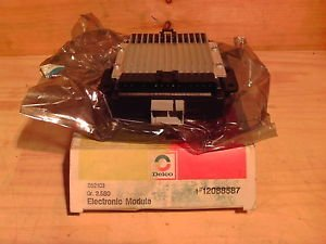 ACDelco 12088587 General Motors GM OE FWD LP Fiber Optic Module