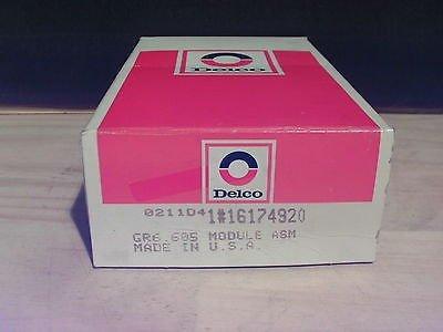 ACDelco 16174920 General Motors GM OE Steering Module 16219980
