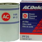ACDelco Professional Oil Filter PF35 Classic GM#19187301