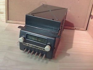 1930s Aircastle Early Aftermarket AM Radio 6 Volt Cosmetically Restored