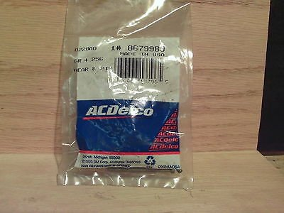 ACDelco 8679989 General Motors GM OE NOS Transmission Gear & Pin Kit