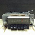1972 Ford Galaxie LTD Philco AM Radio Model D2AA