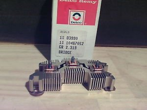 ACDelco D3990 Alternator Rectifier 10467052 General Motors GM OE