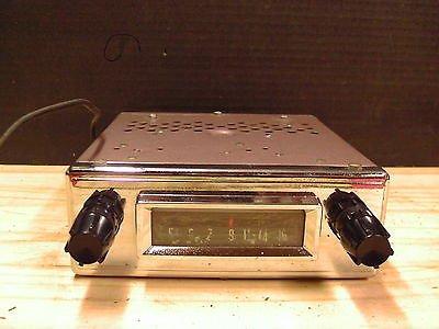 1950s Century Automatic Radio AM Radio Model Unknown