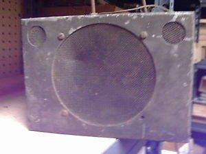 1930s General Electric Model D-50 Underdash AM Radio