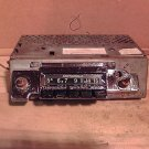 1962 Chevrolet Motorola AM Radio Model CTA62B #25807