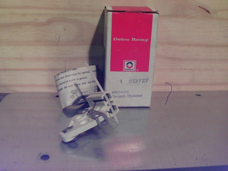 ACDelco D727 Original Equipment OE NOS Brush Set General Motors GM 801466