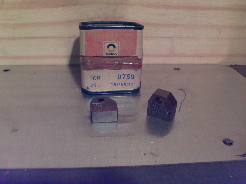 ACDelco D759 Original Equipment OE NOS Diode General Motors GM 1906987 / 1946484