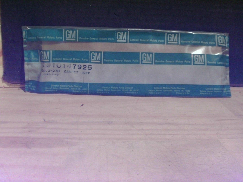 General Motors 10147925 Original Equipment OE NOS Gasket