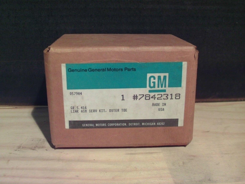 General Motors 7842318 Original Equipment OE NOS Link