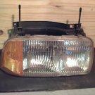 GM16516936U USED Right Headlamp Assembly 1994-1997 Sonoma/Jimmy 1995-1997 Bravada
