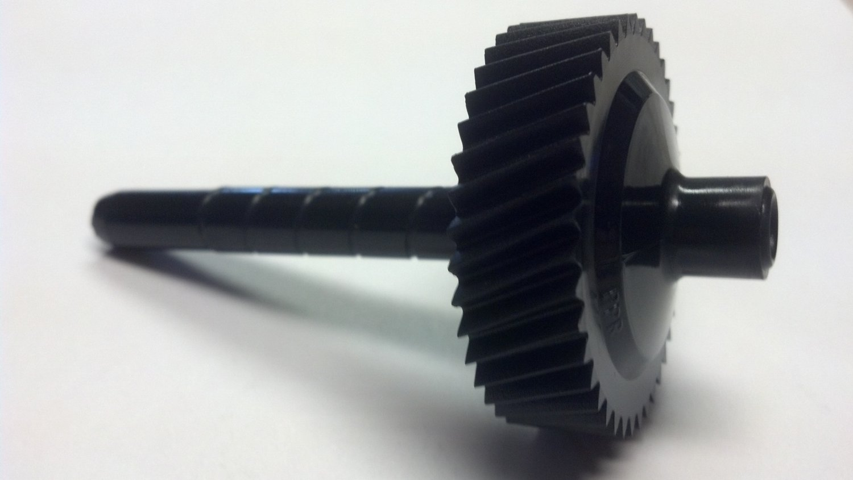 AAR-1362048 Aftermarket Speedometer Driven Gear 40T Black THM 400 & 700R4