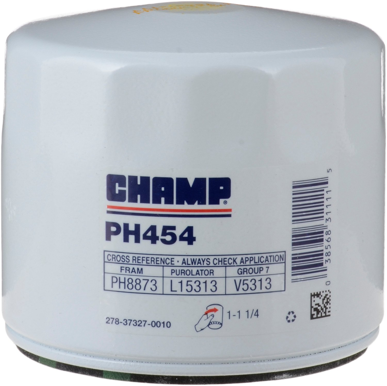 Value Replacement Oil Filter PH454