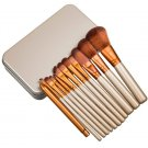 Best Makeup Brushes 12 Pcs new nake 3 brush,NK3 Makeup Brush kit Sets for eyeshadow blusher