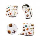 White Beach Mini 8 9 Camera Bag for Fujifilm Instax Mini 8 Polaroid 300 Cameras