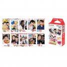Disney Mickey You Rock My World Fujifilm Instax Mini Films Polaroid Photos Accessory